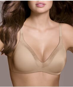 Warner's Back To Smooth Wire-Free Bra