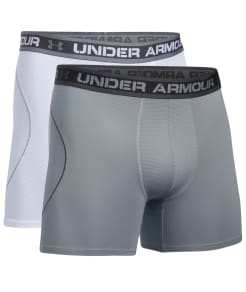 Under Armour UA Iso-Chill Mesh 6'' Boxerjock Boxer Brief  2-Pack
