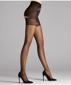 Wolford Synergy 20 Denier Push-Up Control Top Pantyhose