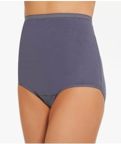 Vanity Fair Tailored Cotton Brief (Sizes 6-12)