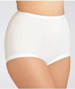 Vanity Fair Lollipop Legband Brief 3-Pack Plus Size