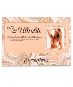 Fashion Forms NuBra Ultralite Backless Wire-Free Bra