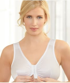 Glamorise Complete Comfort Front-Close Wire-Free Sleep Bra