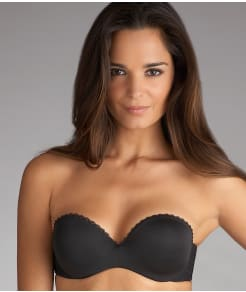 Lily of France Gel Touch Strapless Push-Up Bra