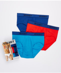 2(x)ist Essential Contour Pouch Brief 3-Pack