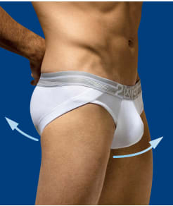 2(x)ist Lift No Show Hip Brief