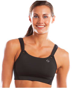 Brooks Moving Comfort Jubralee Maximum Control Wire-Free Sports Bra