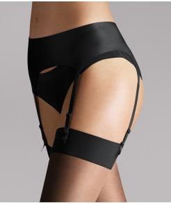 Wolford Satin Stocking Garter Belt