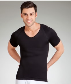 SPANX Zoned Performance Compression V-neck Top