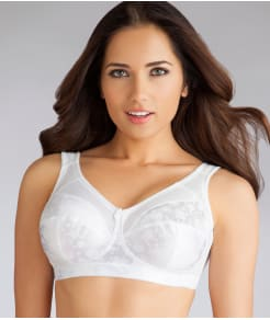 Cortland Intimates Full Figure Wire-Free Bra