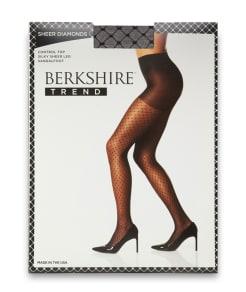 Berkshire Diamond Control Top Pantyhose