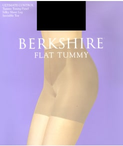 Berkshire Flat Tummy Silky Sheer Pantyhose