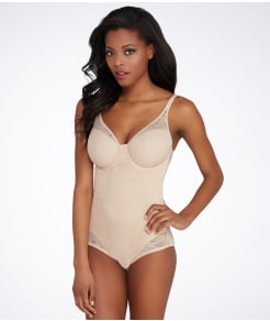 Bali Ultra Light Firm Control Bodysuit