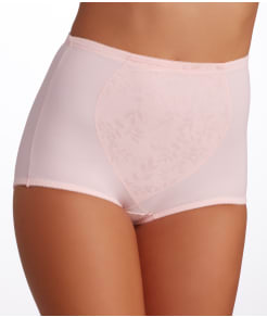 Bali Tummy Panel Medium Control Brief 2-Pack