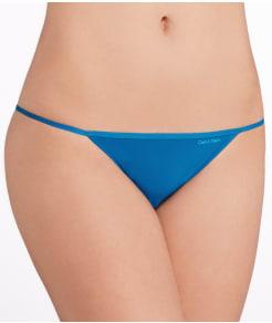 Calvin Klein Microfiber String Bikini