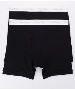 Calvin Klein Classic Fit Tall Boxer Brief 2-Pack