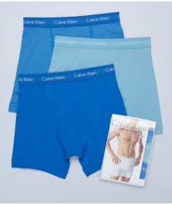 Calvin Klein Cotton Stretch Boxer Brief 3-Pack