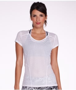 Calvin Klein Performance Mesh T-Shirt