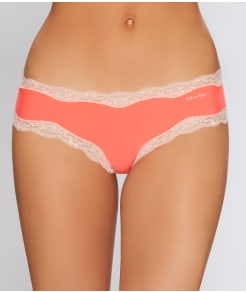 Calvin Klein Cotton With Lace Hipster