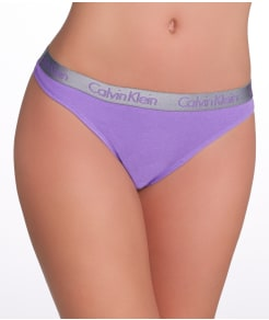 Calvin Klein Radiant Cotton Thong