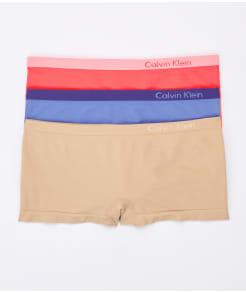 Calvin Klein Pure Seamless Boyshort 3-Pack