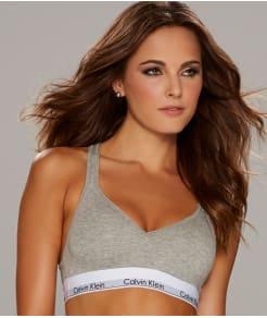 Calvin Klein Modern Cotton Lift Racerback Bralette
