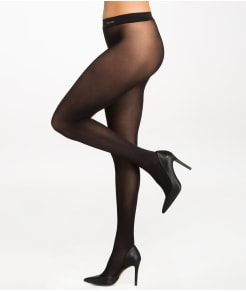 Calvin Klein Hosiery Opaque Essentials Seam-Free Tights