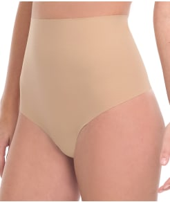 Commando Smoothed Not Stuffed Cotton Shaping Thong