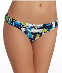 Cleo by Panache Suki Shirred Bikini Swim Bottom