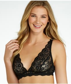 Commando Lace Bra