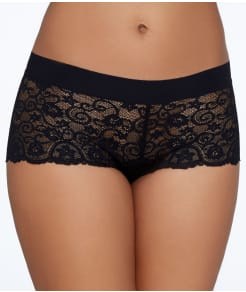 Commando Double Take Cross Dyed Lace Boyshort