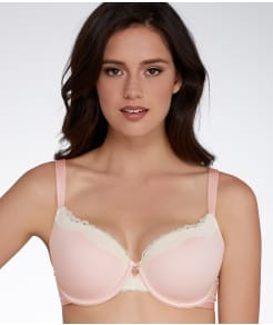 Curvy Couture Cotton Luxe T-Shirt Bra
