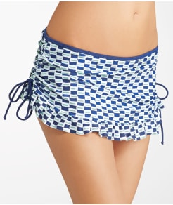 Cleo by Panache Lucille Skirted Swim Bottom