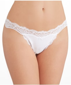 DKNY Downtown Cotton Thong