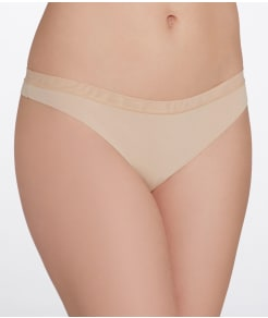 DKNY Smooth Cotton Thong
