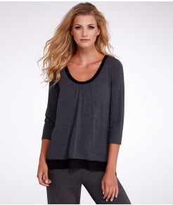 DKNY Urban Essentials Knit Sleep Top