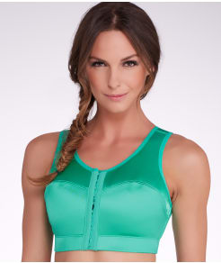 Enell Full Figure Maximum Control Wire-Free Sports Bra