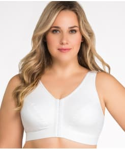 Enell Full Figure Medium Control Wire-Free Sports Bra