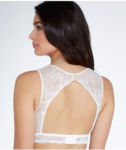Fashion Forms Triangle Peek-A-Boo Back Bralette