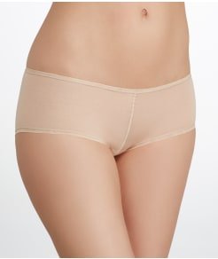 Fine Lines Pure Cotton Boyshort