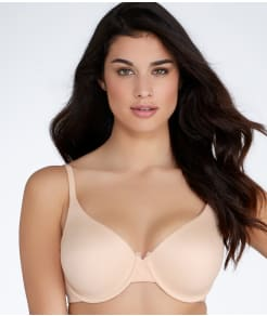 Fine Lines Memory Full Coverage T-Shirt Bra