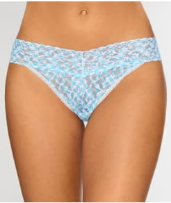 Hanky Panky Check Me Out Original Rise Thong