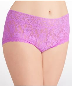Hanky Panky Signature Lace Wide Band Boyshort Plus Size