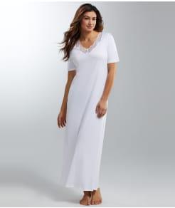 Hanro Valencia Knit Gown