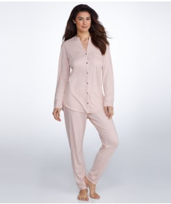 Hanro Pure Essence Knit Pajama Set