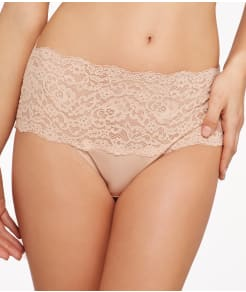 Hanky Panky Silky Skin High-Rise Brief