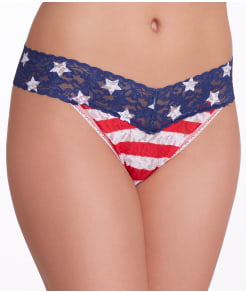 Hanky Panky Stars and Stripes Original Rise Thong