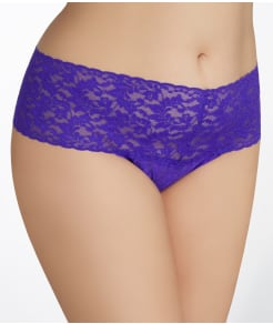 Hanky Panky Signature Lace Retro Thong Plus Size