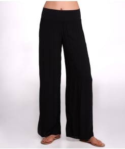 Hard Tail Flowy Palazzo Woven Yoga Pants