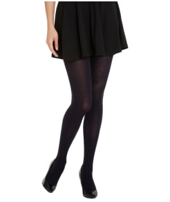 HUE Thermo-Luxe Opaque Tights